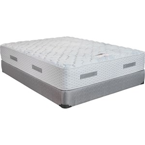 Capitol Bedding Capitol Legacy Firm Queen Firm Innerspring Mattress Set