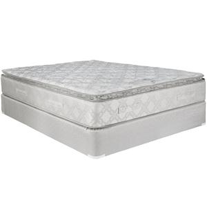 Capitol Bedding Claremont Queen Pillow Top Mattress
