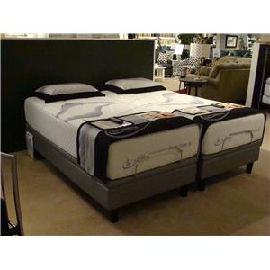 Capitol Bedding Evening Dreams Queen Firm Mattress Set