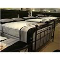 Capitol Bedding Firm and Soft Comfort Plush Queen Plush Two Sided Innerspring Mattress - Item Number: 2SidePlush-Q