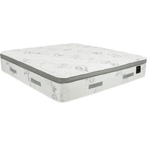 Full Firm Hybrid Pillow Top Mattress