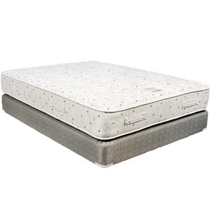 Capitol Bedding Lexington Firm Queen Firm Mattress Set