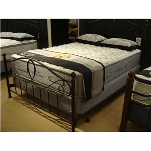 Capitol Bedding Majesty King Firm Mattress Only