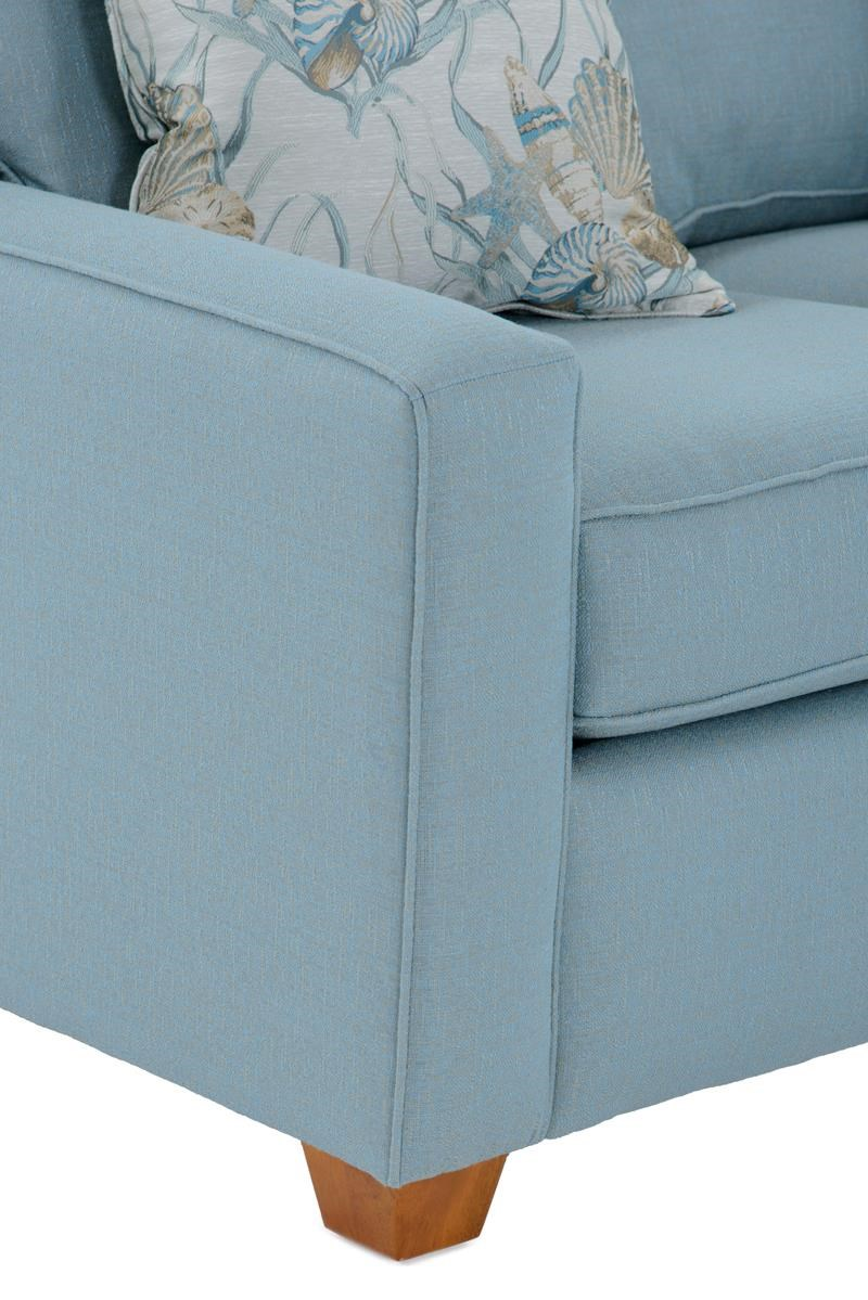 Capris Furniture 145 145 Sect 2 Three Piece Sectional Sofa