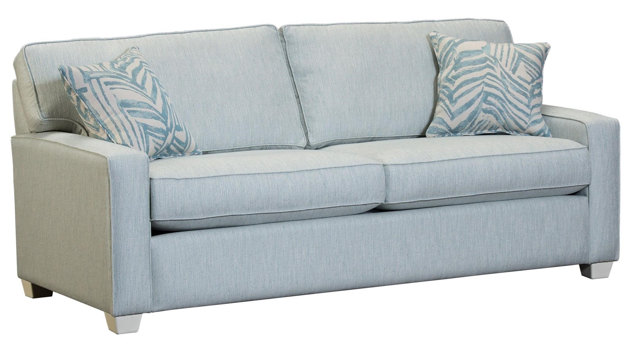 146 Sleeper Sofa by Capris Furniture at Baer's Furniture
