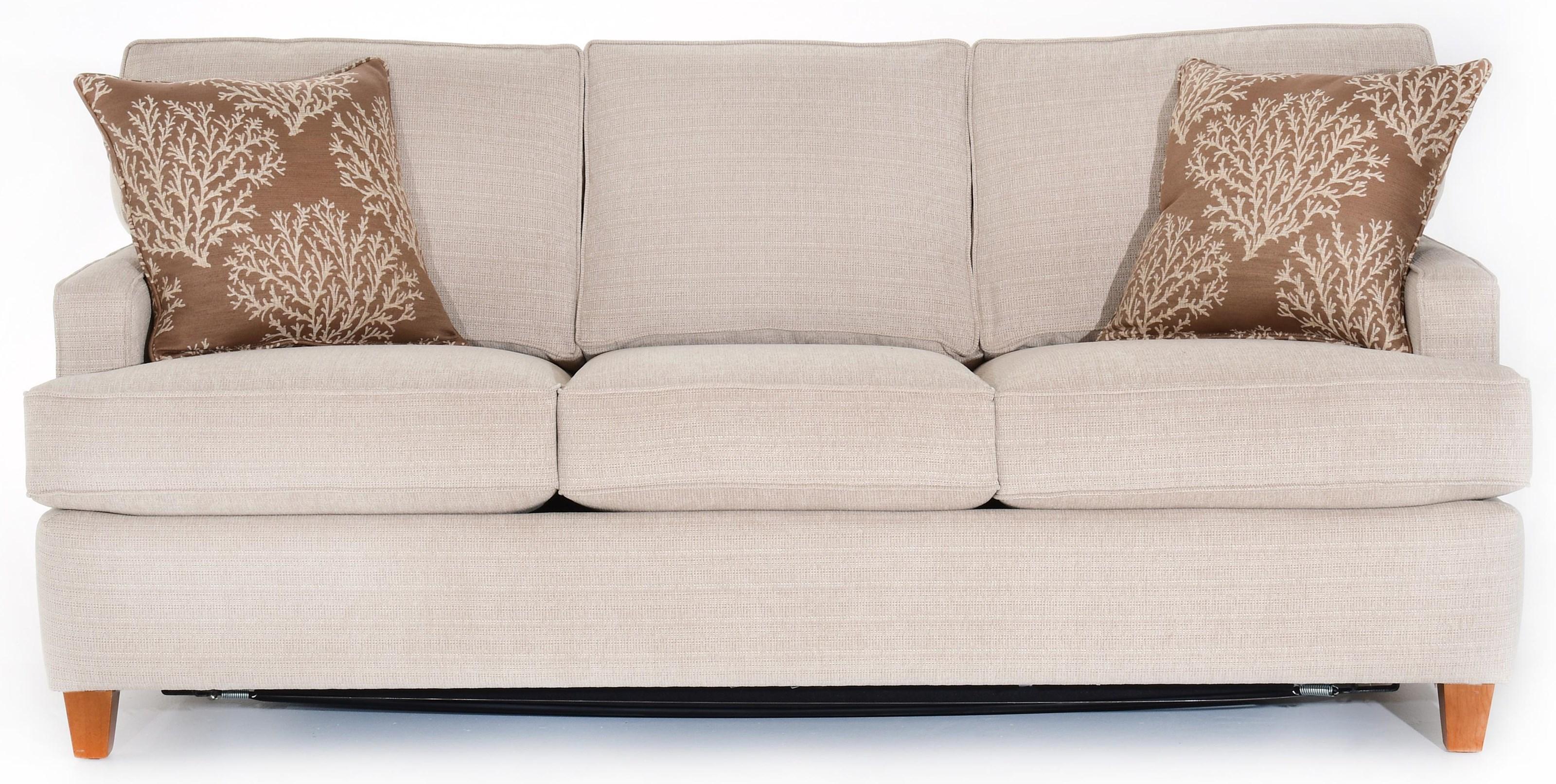 Capris Furniture 162 Sofa - Item Number: S162 1DUNCDO