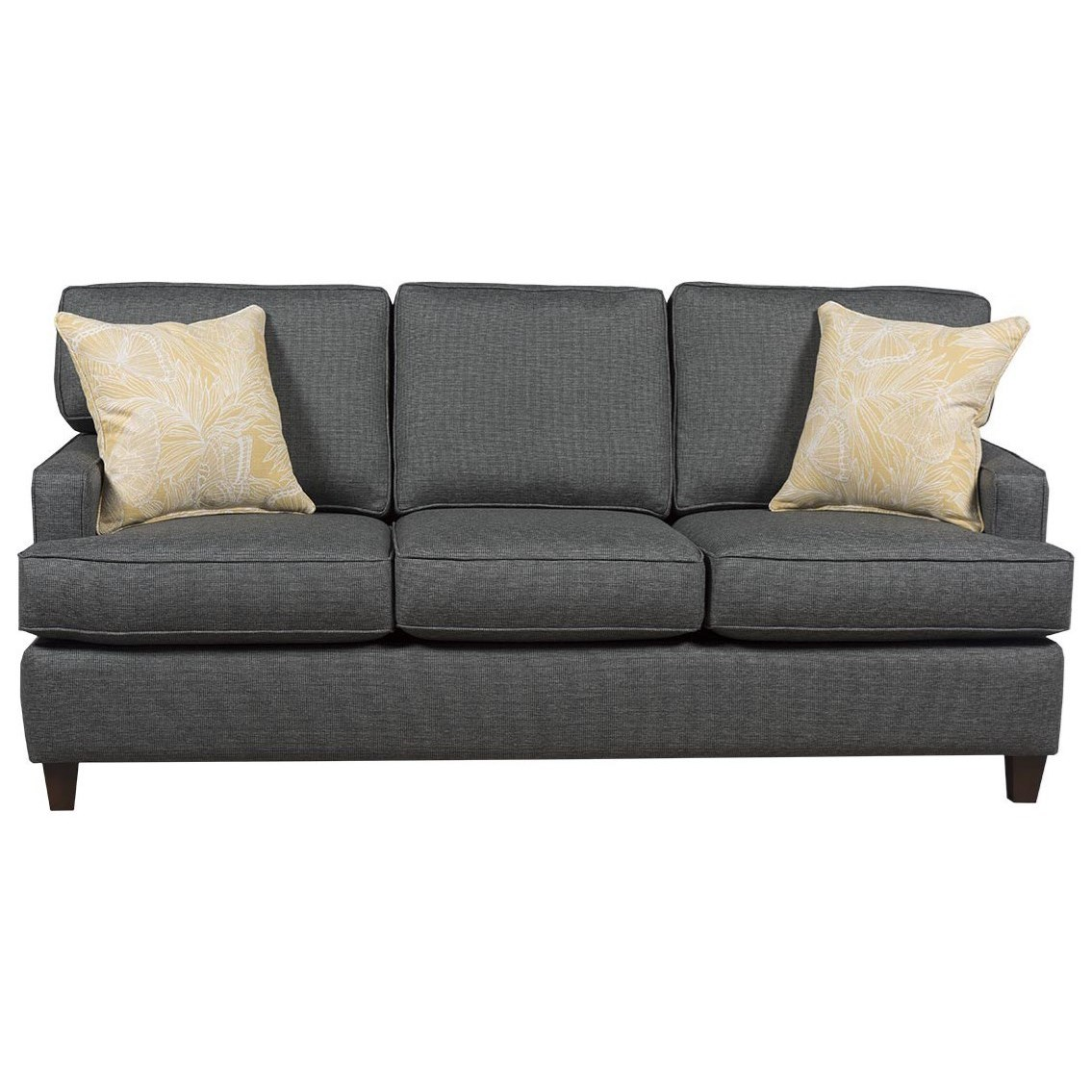 162 Sofa by Capris Furniture at Esprit Decor Home Furnishings