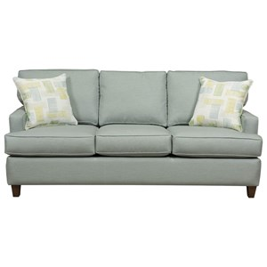 Capris Furniture 162 Queen Sleeper Sofa