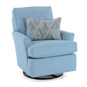 Capris Furniture 223SG Swivel Glider Chair