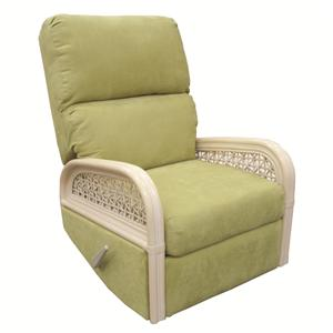 Capris Furniture 341 Collection Rocking Glider Recliner