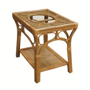 Capris Furniture 381 Collection Lamp Table