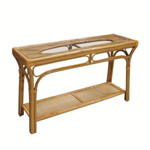 Capris Furniture 381 Collection Sofa Table