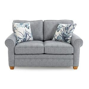 Capris Furniture 402 Loveseat