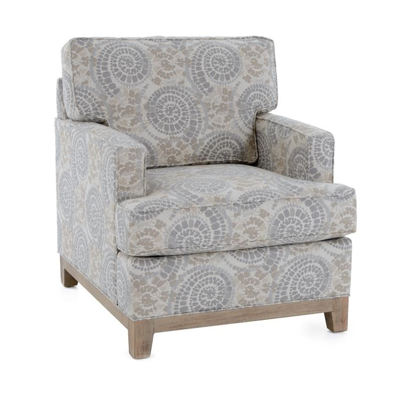 Capris Furniture 752 Chair - Item Number: C752GW Conch Drift