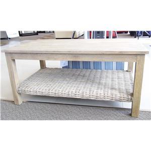 Capris Furniture 752 Coffee Table