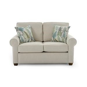 Capris Furniture 912 Loveseat