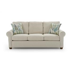 Capris Furniture 912 Sleeper Sofa