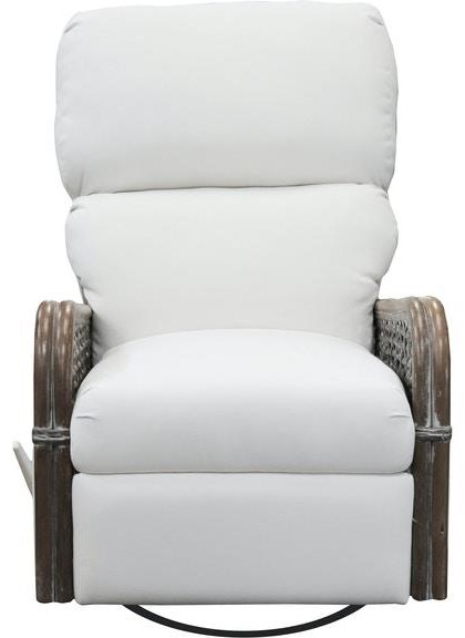 Chairs and Ottomans SWIVEL RECLINER by Capris Furniture at Johnny Janosik