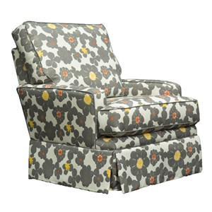 Capris Furniture SG120 Swivel Glider Chair