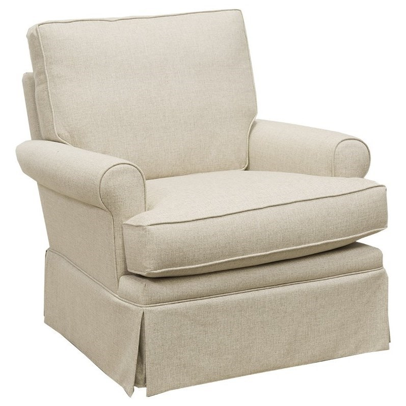 SW124 Swivel Chair by Capris Furniture at Baer's Furniture