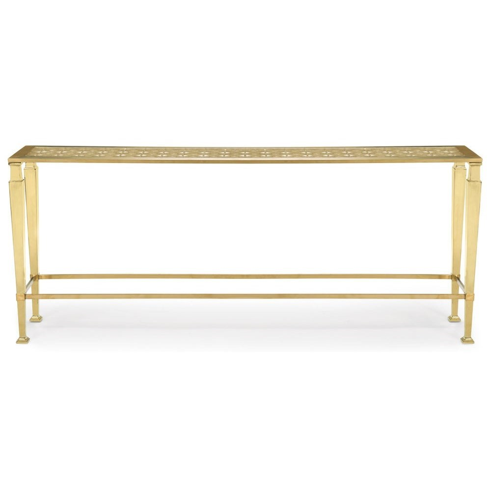 Signature The Arabesque Console by Caracole at Baer's Furniture
