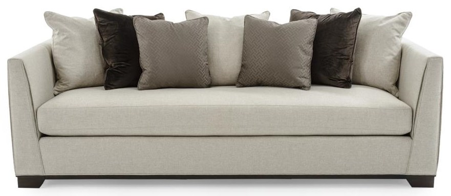 Caracole Caracole Upholstery Moderne Sofa - Item Number: M020-417-012A 2447-34CC