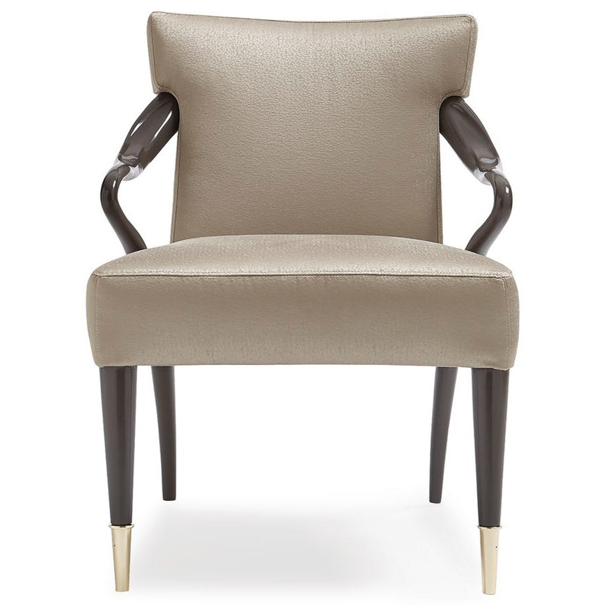 "The ""Swoosh"" Accent Chair"