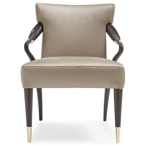 """The """"Swoosh"""" Accent Chair"""
