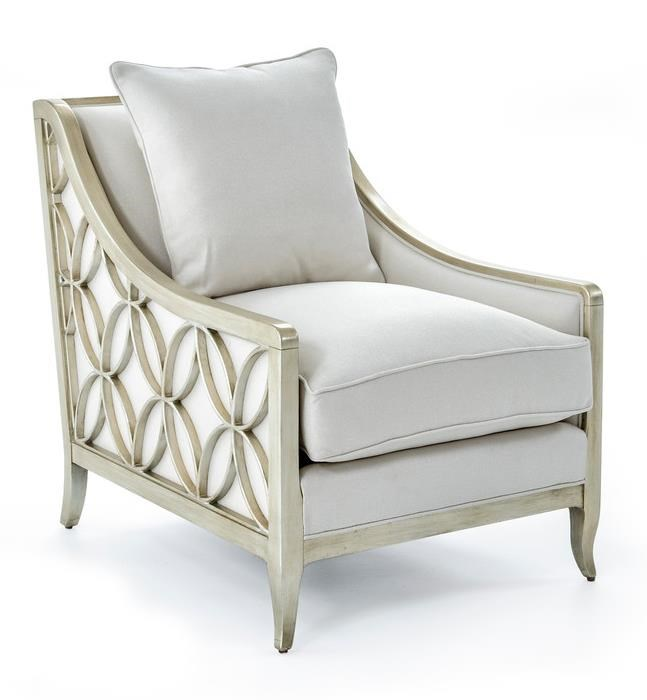 Caracole Upholstery Social Butterfly Chair by Caracole at Baer's Furniture