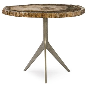 "Caracole Caracole Classic ""Sis-Boom-Bah"" Accent Table"
