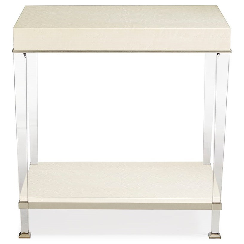 """Caracole Classic The """"Blink of an Eye"""" End Table by Caracole at Baer's Furniture"""