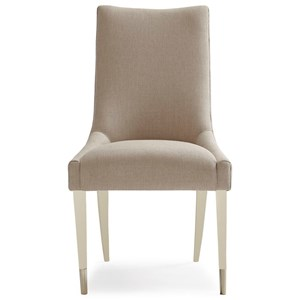 """The """"Sit Up Straight"""" Dining Chair"""