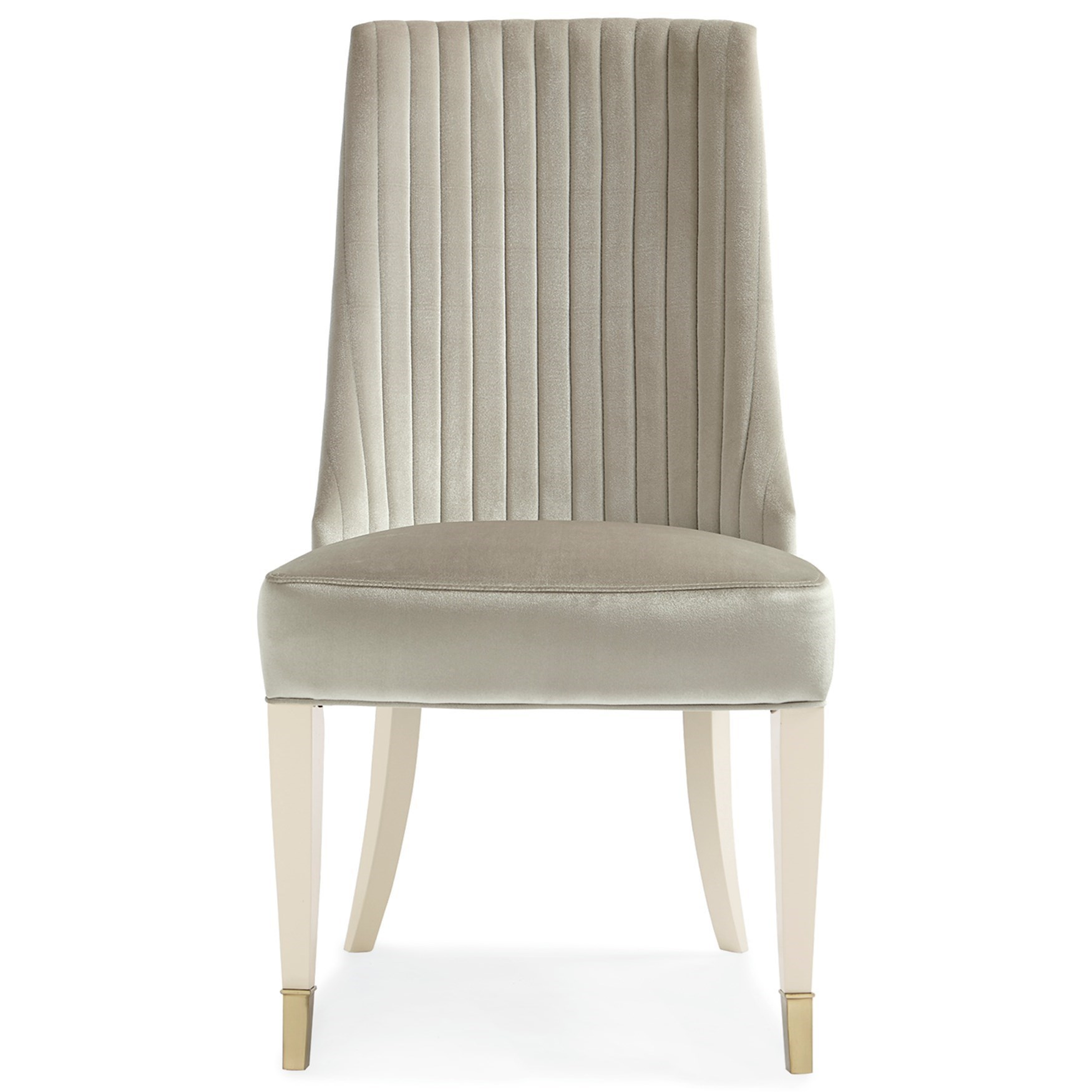 Caracole Classic Line Me Up Dining Chair by Caracole at Baer's Furniture