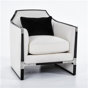 "Caracole Caracole Classic ""Simply Put"" Chair"