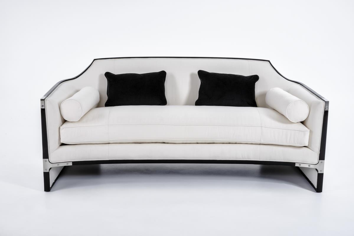"Caracole Caracole Classic ""Simply Put"" Sofa - Item Number: Simply Put Sofa"