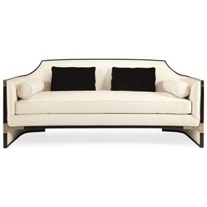 """Caracole Caracole Classic """"Simply Put"""" Sofa"""