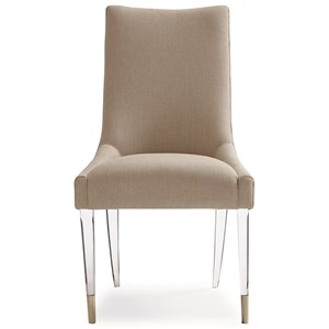 Caracole Classic Contemporary I'm Floating Dining Side Chair