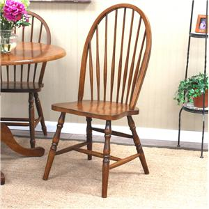Carolina Chair and Table Dining  Windsor Dining Side Chair