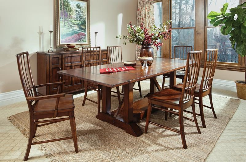 Morris Home Furnishings Livingston  Livingston 5 Piece Table and Chairs Set - Item Number: 358823601