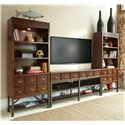 Easton Collection Blue Ridge Entertainment Unit - Item Number: 426-103 ENTx2+068 CONS
