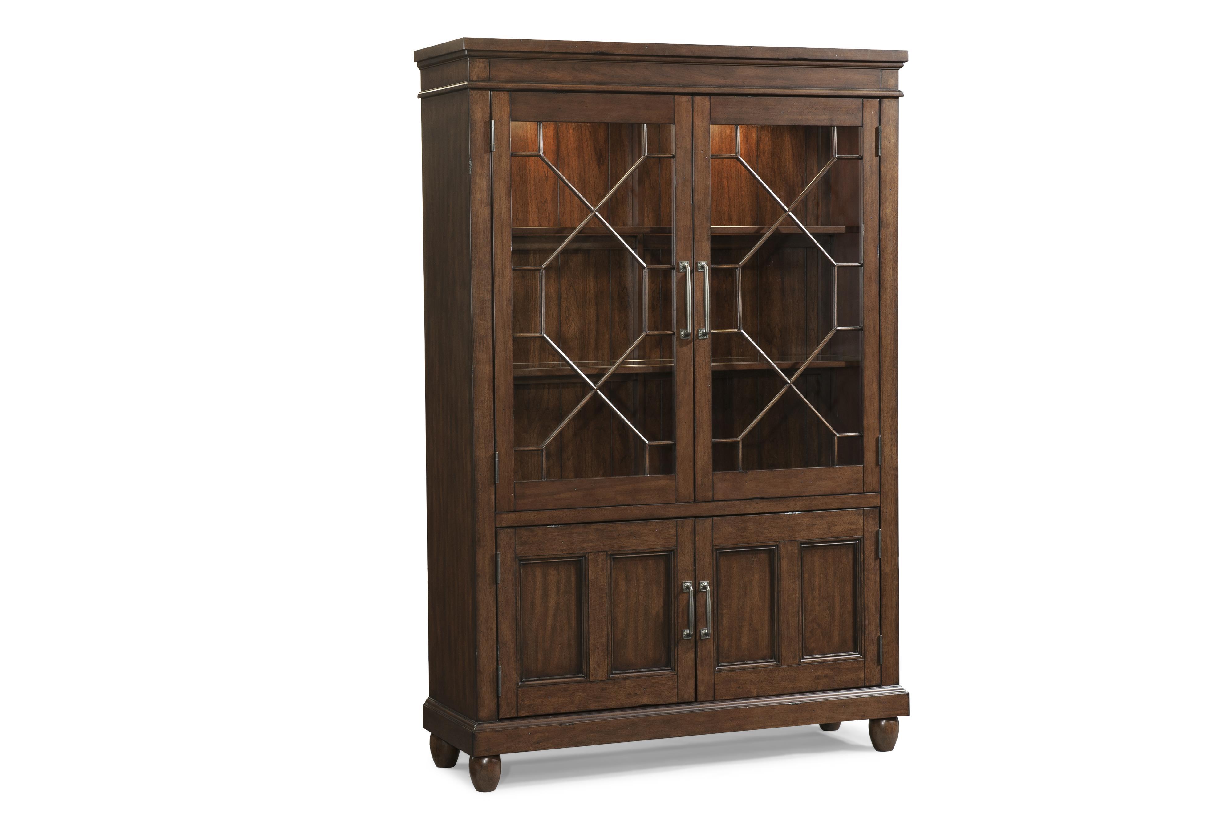 Easton Collection Blue Ridge Dining Room Curio - Item Number: 426-892 CURI