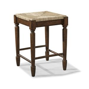 Carolina Preserves by Klaussner Blue Ridge Cherry Desk Stool