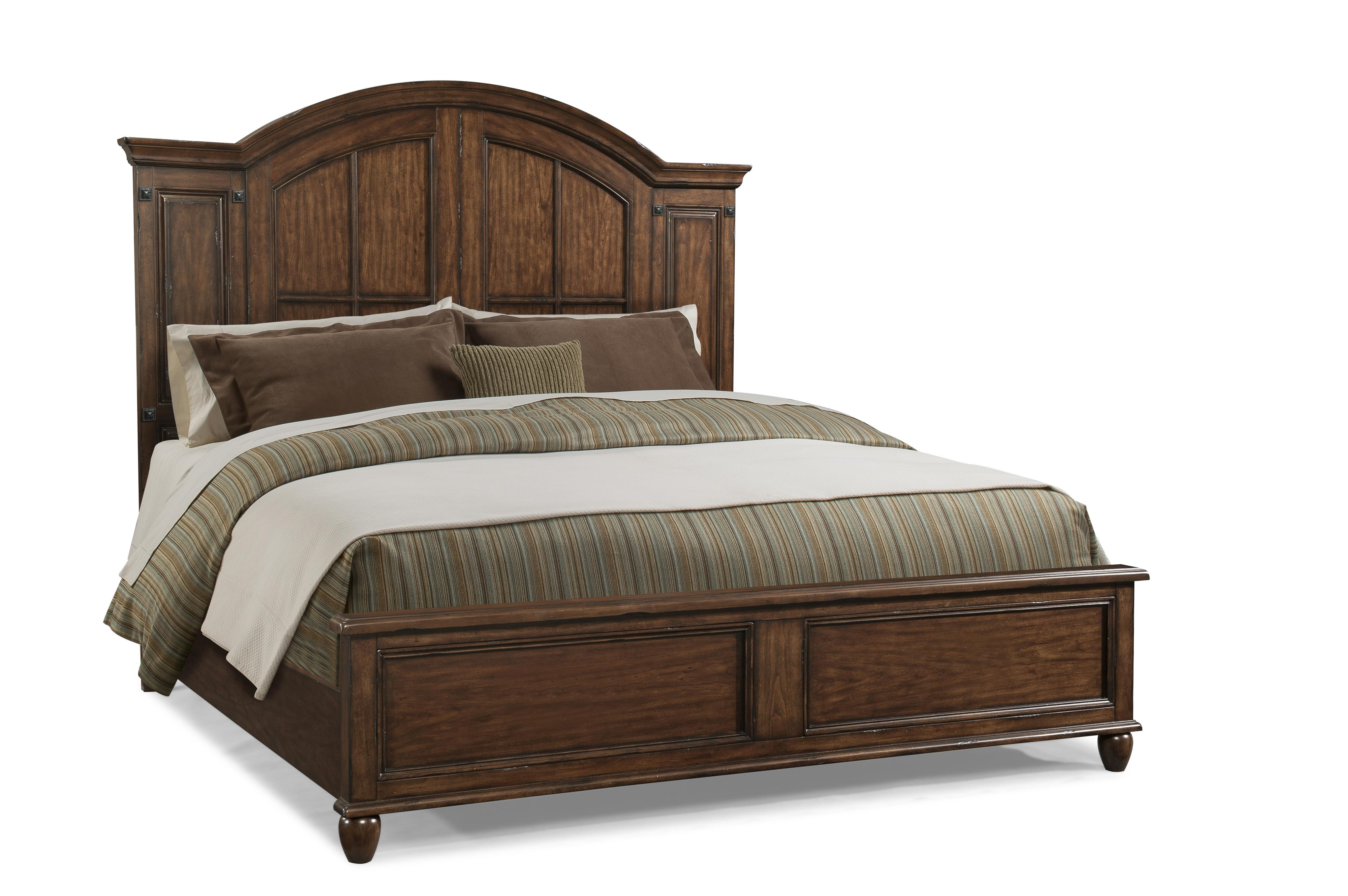 Easton Collection Blue Ridge Homestead California King Panel Bed - Item Number: 427-060 KBED