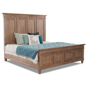 Dreamwood Queen Panel Bed