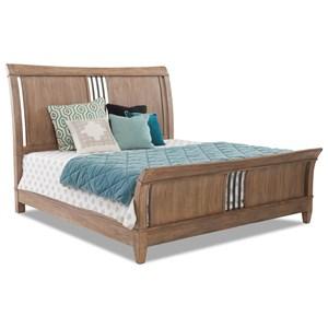 Retreat Queen Sleigh Bed