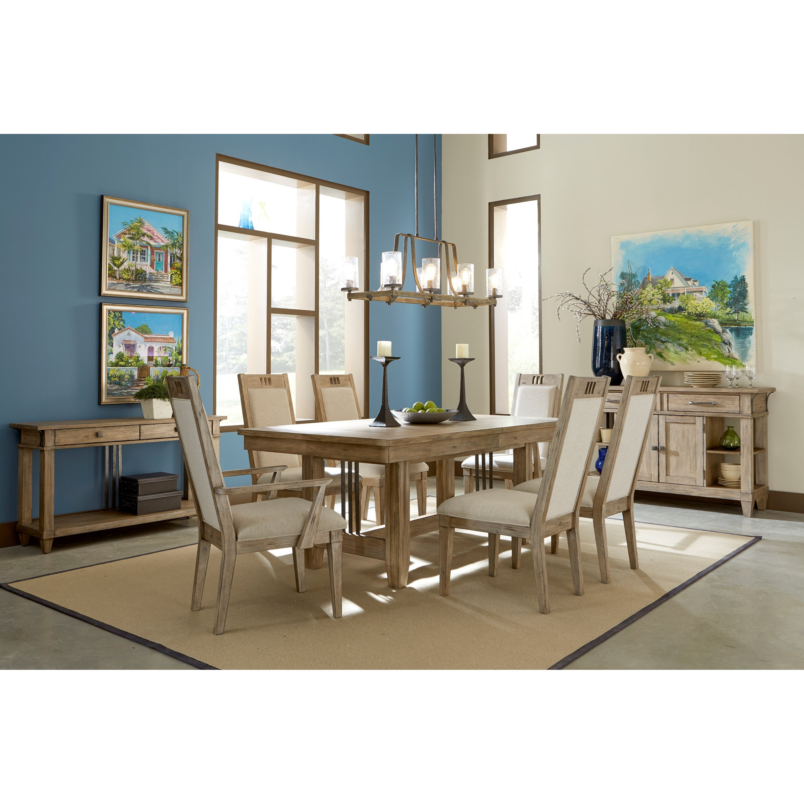 Dining Room Furniture Michigan: Carolina Preserves By Klaussner Reflections Relaxed