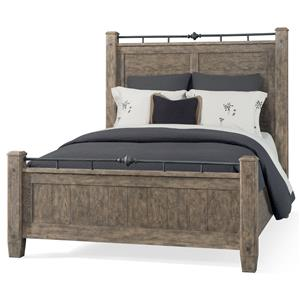 Carolina Preserves by Klaussner Riverbank Queen Bed