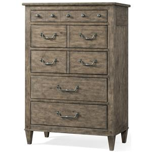 Morris Home River Falls River Falls Drawer Chest