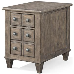 Carolina Preserves by Klaussner Riverbank Chairside Chest