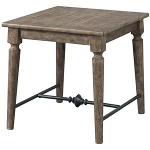 Carolina Preserves by Klaussner Riverbank End Table